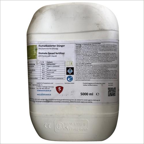 Natural Humate Based Foliar Fertilizer