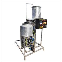 Honey Filter MAchine Capacity 25 kg per Batch