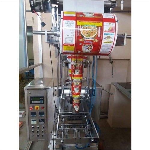 Pneumatic Namkeen Pouch Packaging Machine