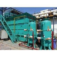 Oman Sewage Treatment Plant