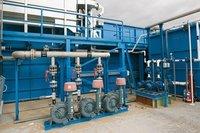 Saudi Arabia Sewage Treatment Plant