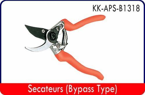 Yellow Secateurs ( By Pass Type) - Kk-aps-b1318