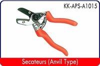 Kisankraft Secateurs Bypass Type - KK-APS-A1015