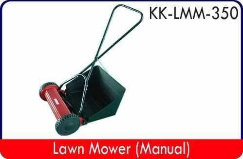 Kisankraft Manual Lawn Mowers - KK-LMM-350