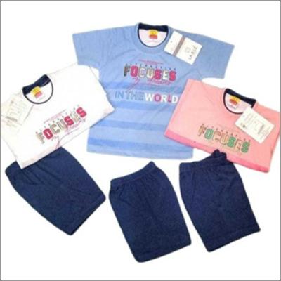 Kids Pure Cotton Baba Set