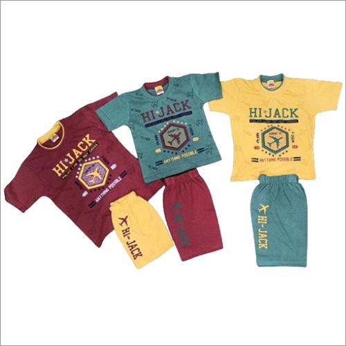 Kids Fancy Cotton Nikkar Set