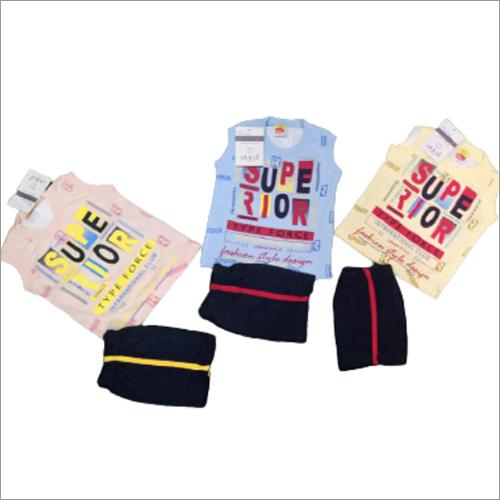 Kids Summer Comfort Cotton Baba Set