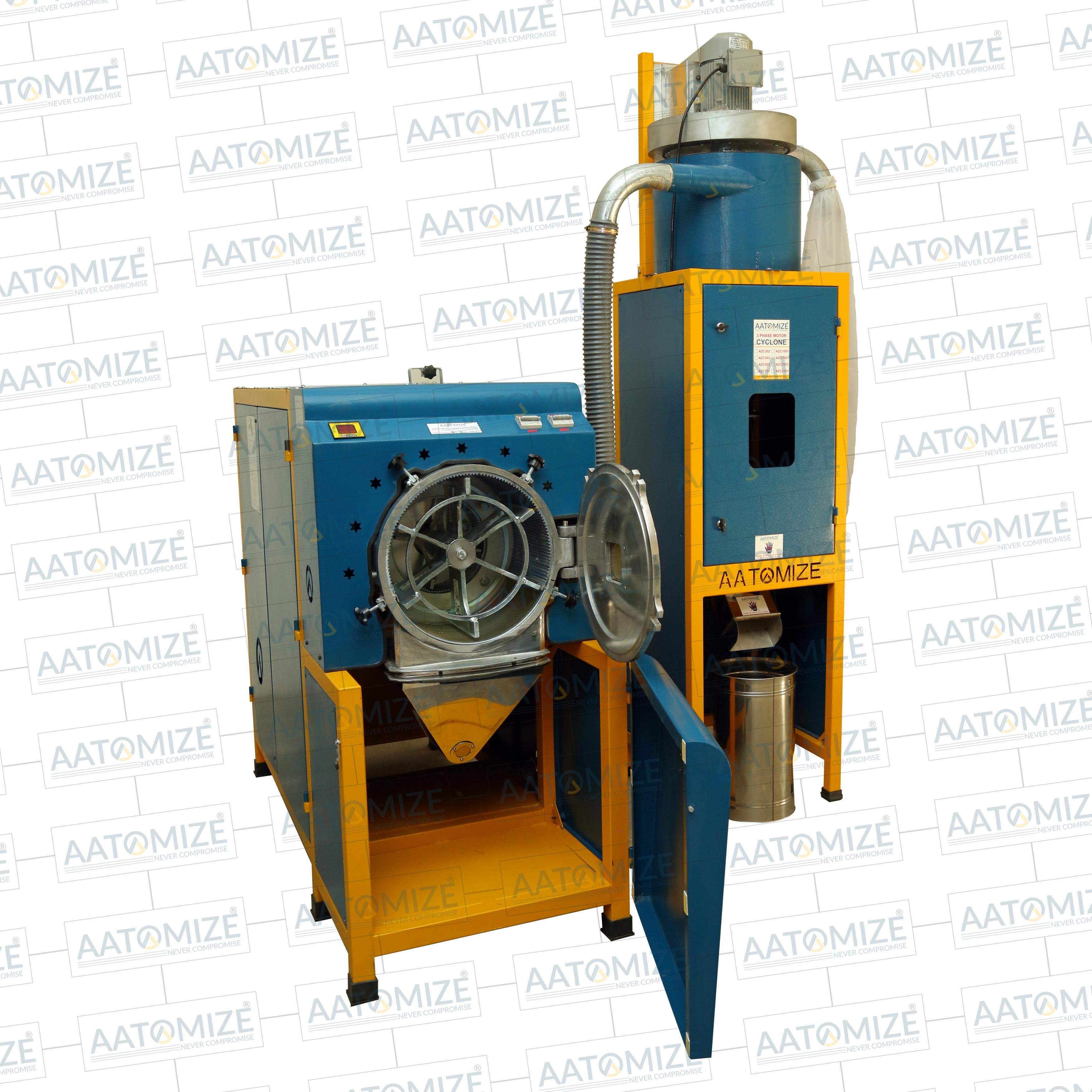 5hp Creta Power Pulverizer - Azc502