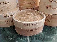 Dim Sum Basket Bamboo, Brand Stanza - 3