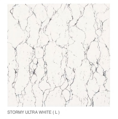 600 X 600 Mm Stormy Light Series Double Charge Tiles