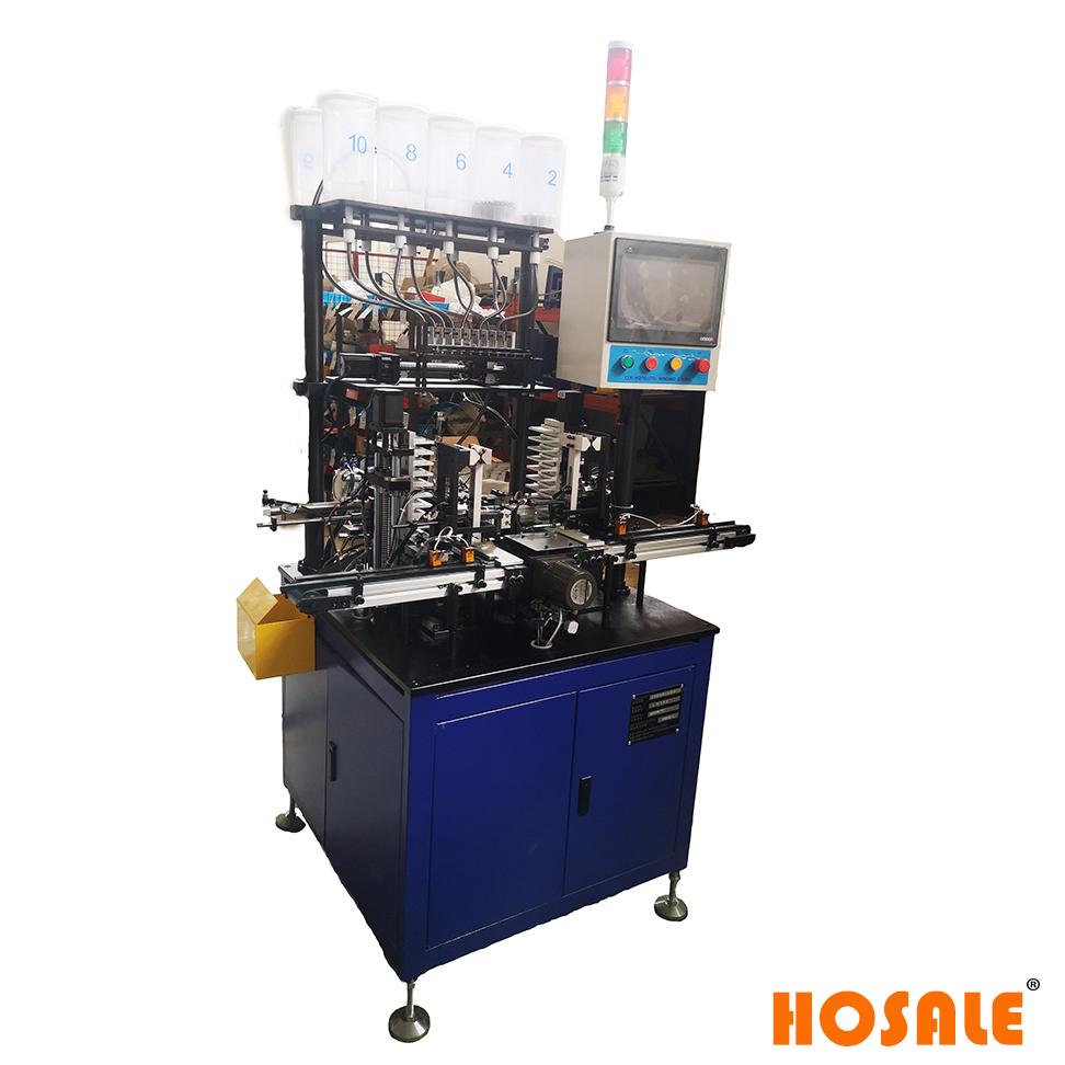 Bearing Assembly Machine