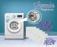Original Washing Machine Tablet Lavender (Pack Of 10)