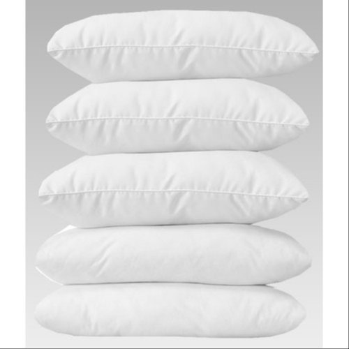 Aricca Soft Microfiber Sofa Cushion, Size: 24 X 24 Inches, White