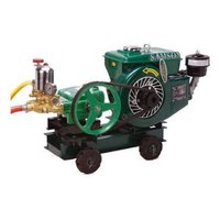 Diesel Engine Piston Pump With Full Fitting