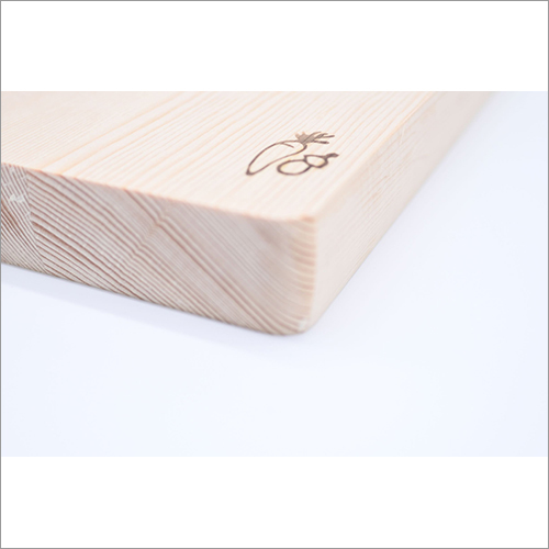 Wooden Handmade Kitchen Friend Cutting Board Made of Spruce Kitchenware Cookware 3.0cm thickness