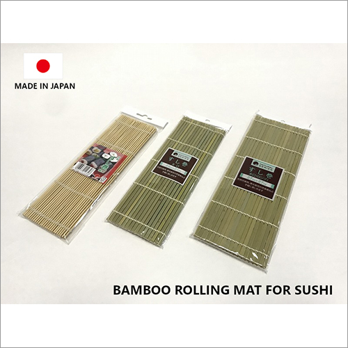 Bamboo Rolling Sushi Mat Made in Japan Professional Home-Use