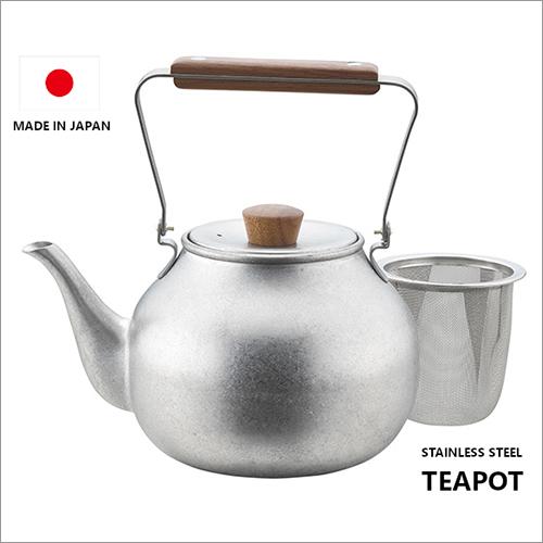 18-8 Stainless Steel Teapot 700ml Tea Pot Kettle