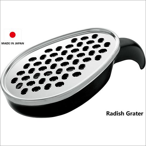 Prograde Stainless Steel Grated Radish Tool Kitchen Gadgets Vegetable Grater Slicer Made in Japan