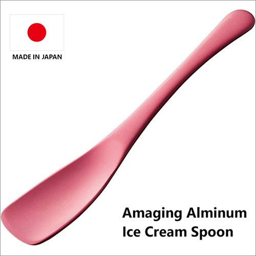 Amazing Aluminum Ice Cream Spoons Made In Japan