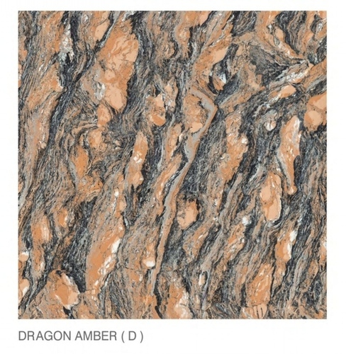600 X 600 Mm Dragon Dark Series Double Charge Tiles