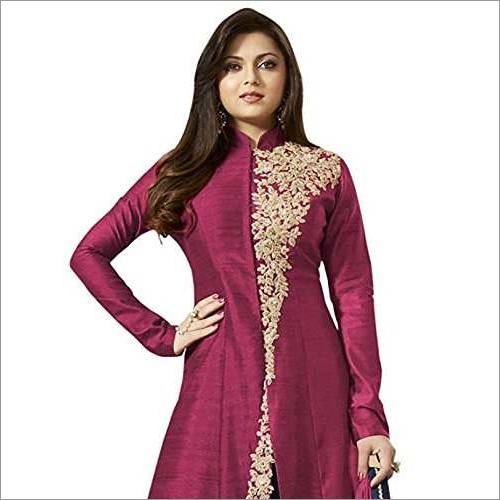Embroidery Fancy Salwar Suit
