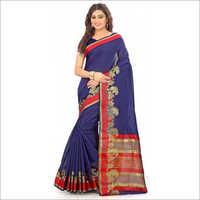 Gorgeous Cotton Silk Saree