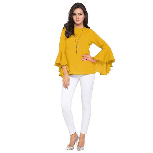 Party Wear Rayon Top