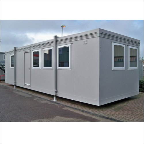 Rectangular Office Containers