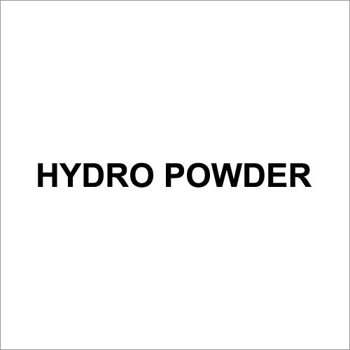 Hydro Powder