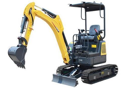 Mini Digger Carter Ct12 /1.2ton Micro Excavator