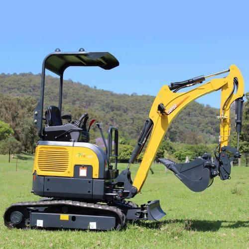 Mini Digger Excavator MVWEXPLO