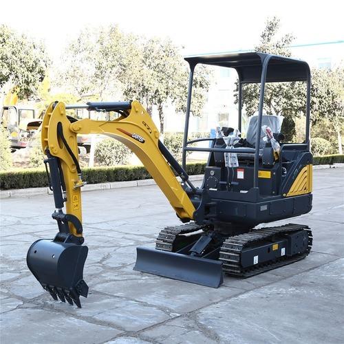 Mini  Excavator Micro Digger Carter Ct25u /2.5 Ton