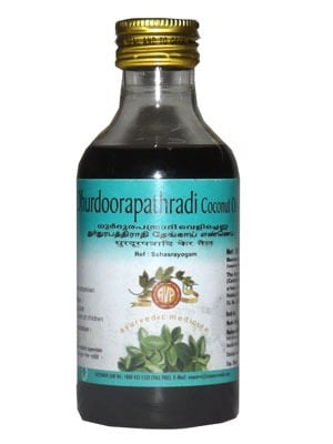 Dhurdhoorapathradi Coconut Oil