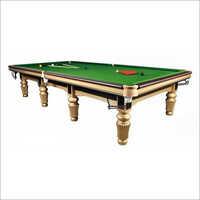 English Snooker Table