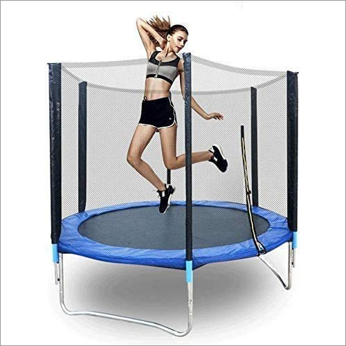 Outdoor And Indoor Trampoline