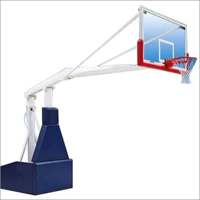 Hydraulic Basketball Pole