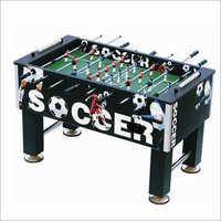 Black Diamond Soccer Table