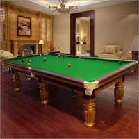 Antique Golden Mini Snooker Tables