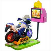 3D Video Bike Kiddie Ride