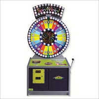 Spin N Win Arcade Game