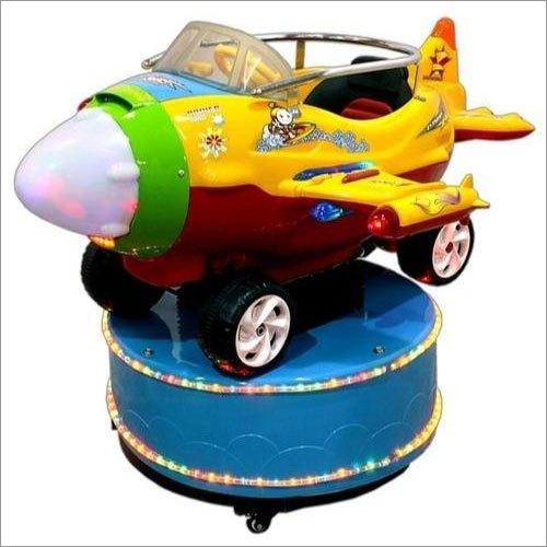 Rotating Aircraft Jet Kiddie Ride