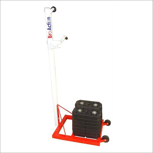 MS Teachers Badminton Pole
