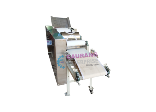 Mini Automatic Papad Making Machine