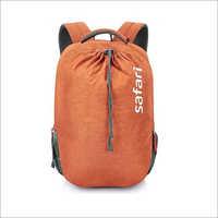 44 L Drawstring Safari Laptop Backpack