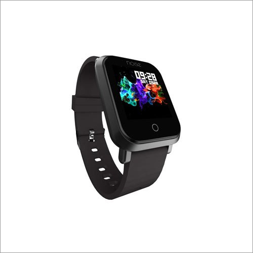 Black Noise ColorFit Pro Fitness Watch