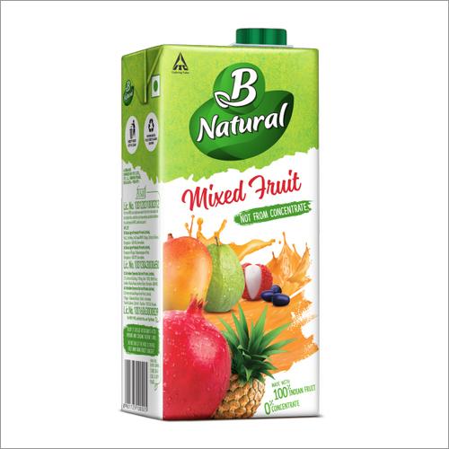 B Natural Fruit Juice
