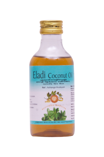 Eladi Coconut Oil 200ml