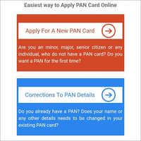 Pancard Service