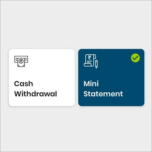 Bank Statement Service