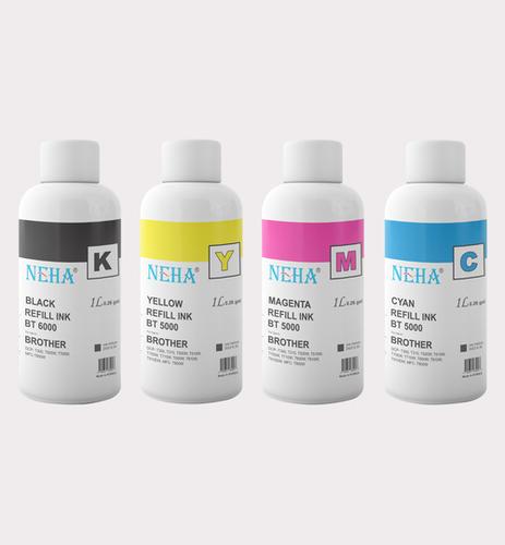 NEHA BT6000, BT5000 FOR USE IN DCP-T300, T500W, T700W, MFC-T800W Ink (1Litre)
